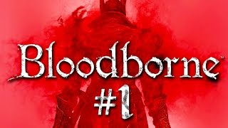 Thumbnail für das Bloodborne + The Old Hunters Let's Play