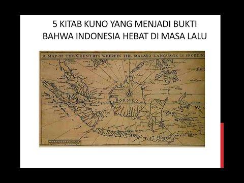 [NEW] 5 Kitab Kuno yang Menjadi Bukti Bahwa Indonesia