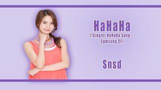[Rom/Han/Eng] Snsd - HaHaHa Song Lyrics