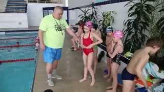 плавание тренировка ГНП - 1 тренер Рогов В Р   16 04 2015