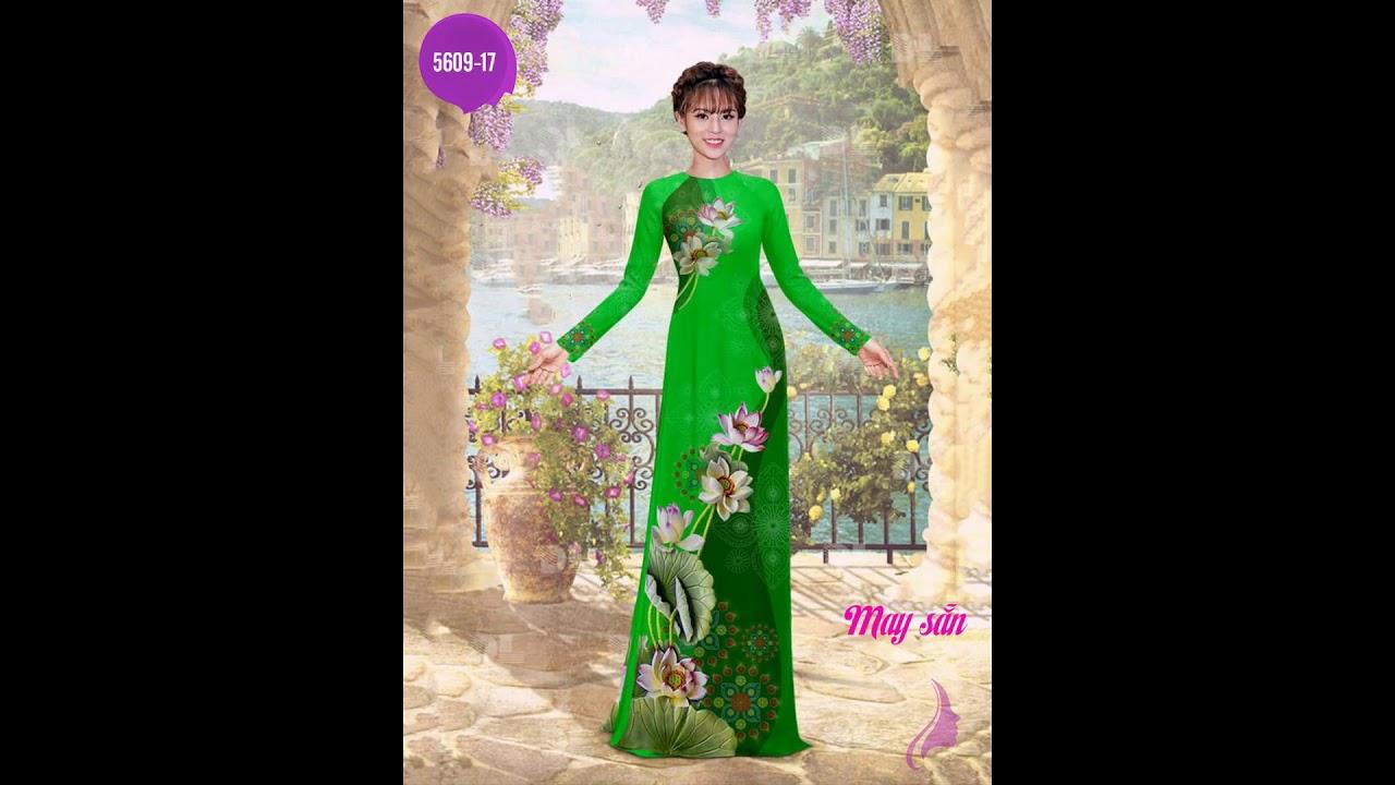 Album Áo Dài May Sẵn.Phần 2 – Sally Nguyễn