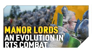 MANOR LORDS: Spearheading An Evolution In RTS Tactical Combat