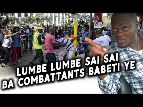 LUMBE LUMBE SAI SAI BA COMBATTANTS BABETI YE N' AFRIQUE DU SUD