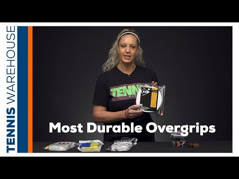 Most Durable (& Our Favorite) Tennis Overgrips! ⚡️