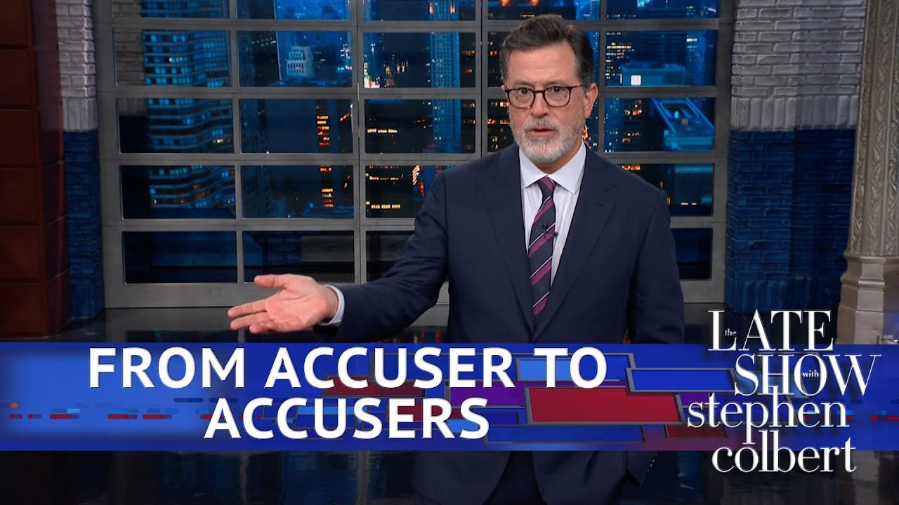 Dr. Ford Is No Longer Kavanaugh's Only Accuser
