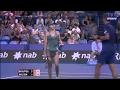 150107 Double Genie Bouchard Vasek Pospisil Serena Williams John Isner