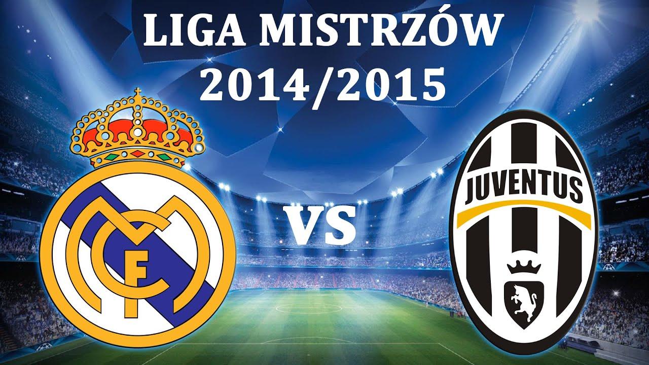 FIFA 15 | Liga Mistrzów 2014/15 - Półfinał | Real Madryt (Madrid) - Juventus Turyn - YouTube