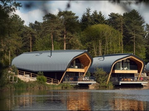 Take A Look At The First Lakeside Lodges Center Parcs Elveden Forest