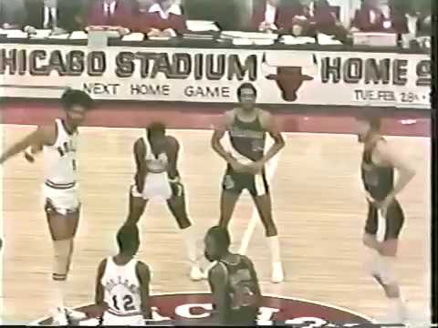 Bulls highlights 2/26/78 vs Blazers