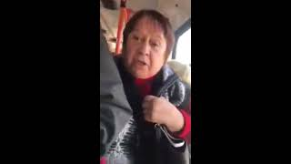 В Николаеве произошла драка в троллейбусе
