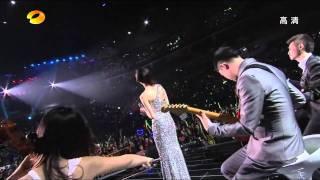 【HD】《2012 湖南衛視 跨年演唱會》范瑋琪-最重要的決定