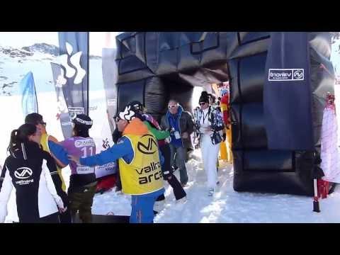 Eva Samkova WINS Golden Medal Snowboard Ladies - 2014 Sochi Winter Olympics