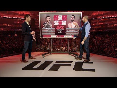 UFC 231: Inside the Octagon - Holloway vs Ortega