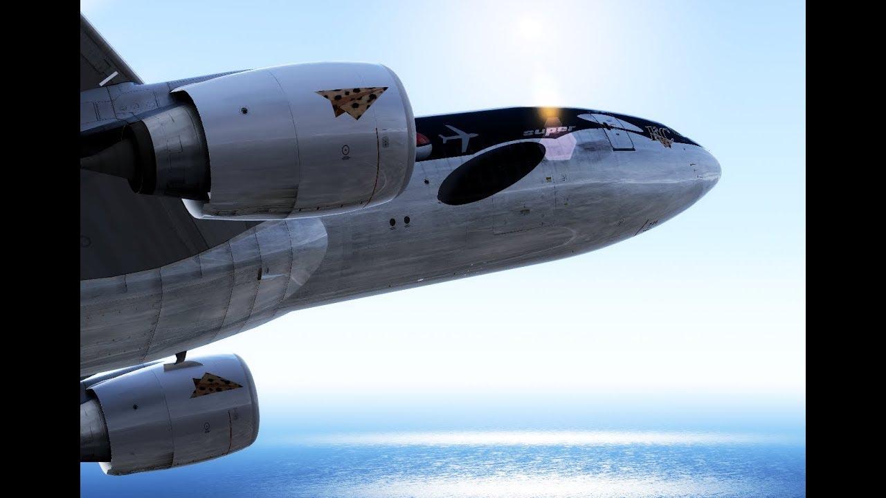 P3D V4 1 PMDG 777 FSFX Immersion and chaseplane camera