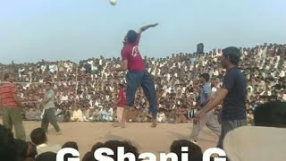 Best Of Janjua Volleyball Stadium (Gujjar Club Vs Baloch Club and Mohsin Samoot