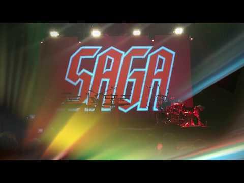SAGA Live 2017 München