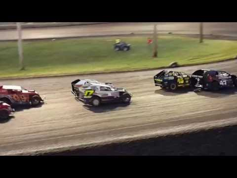Cory Dennis Racing, July 2 2016, Boone Mod Lite Feature