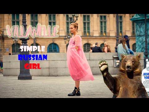 villanelle - simple russian girl || killing eve