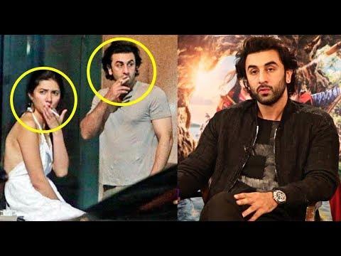 Ranbir Kapoor BREAKS SILENCE On Dating Mahira Khan In New York