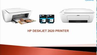 Product Specifications for the HP DeskJet 2620 All-in-One Printer - Video