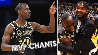 32-Year-Old Andre Ingram NBA DEBUT | Full Highlights vs Rockets April 10, 2018