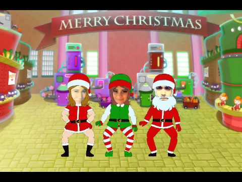 animate me christmas dance video maker merry christmas friends