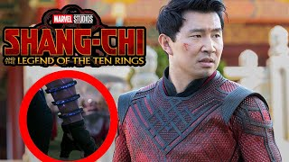 SHANG CHI Official TRAILER Breakdown! Ten Rings, Villains & Powers Explained!