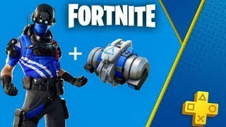 Fortnite carbon pack. New PlayStation Plus pack - NEW SKIN