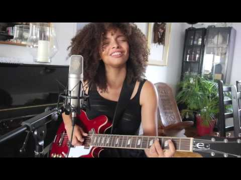 The Makings Of You - Curtis Mayfield - cover by Maë Defays