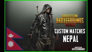 Pubg mobile live now | nepal by 4k gaming nepalgaming support the stream: https://streamlabs.com/pubglive6 nepali,pubg...