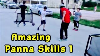 Street Football amazing Panna & Skills