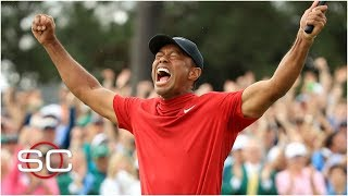 Tiger Woods wins The 2019 Masters | SportsCenter thumbnail