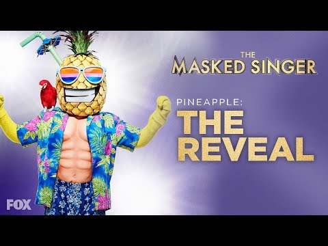 The Pineapple Is Revealed | Season 1 Ep. 2 | THE MASKED SINGER Mp3