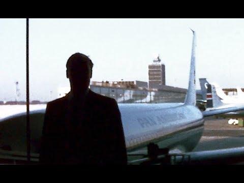 "Pan Am Boeing 707-121 - ""Bermuda & New York"" - 1962"