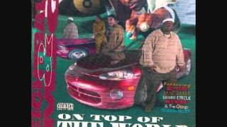 SPACE AGE PIMPIN - 8BALL & MJG