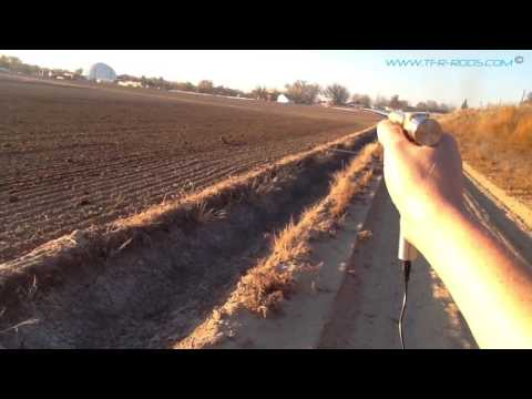 Long Range TFR-1 Locator Extreme Power Booster Distance Demo -Continued