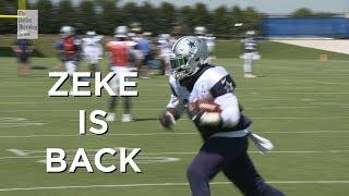 dallas-cowboys-running-back-ezekiel-elliott-back-at-practice