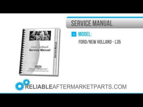 new holland l35 service manual