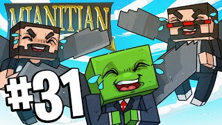Funniest Minecraft Race of All Time! - (Mianitian Isles) Episode 31