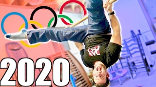 TRAINING FOR 2020 OLYMPICS!