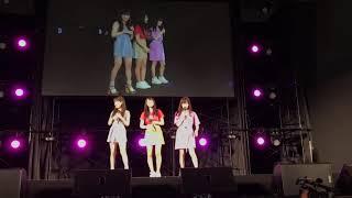 2018/07/08 山本彩、山本彩加、川上千尋 スペシャルステージ05 撮影可能タイム ジャーバージャ.