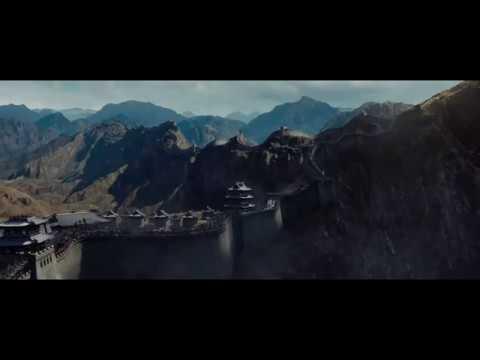 Vidéo Bande annonce 'La grande muraille' (RMC)