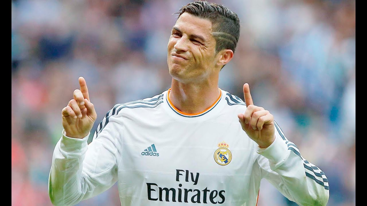 Best Cristiano Ronaldo HD Wallpapers YouTube - New hairstyle cristiano ronaldo 2014