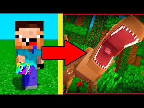 НУБ ПРОТИВ НЕВИДИМКИ В МАЙНКРАФТ ! ТРОЛЛИНГ НУБИКА В MINECRAFT ! Мультик Майнкрафт - Видео из Майнкрафт (Minecraft)