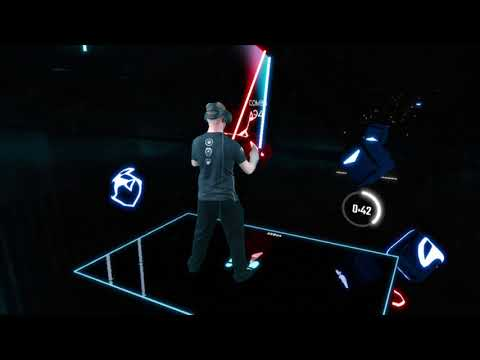 David Glen Eisley - Sweet Victory [Expert Beat Saber Mixed Reality 100% FC]