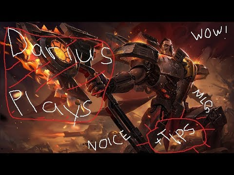 Darius Montage + Tips You May Not Know!