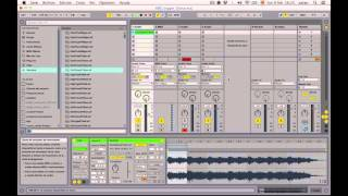 Audio trigger a MIDI Puredata Ableton Live