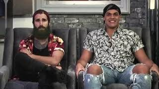 BB19 Josh Martinez Throws Paul Abrahamian under the bus in his Goodbye Messages