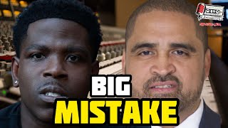 Irv Gotti's Brother Chris On The FBI Using Casanova's Interviews & Social Media To Indict Him!