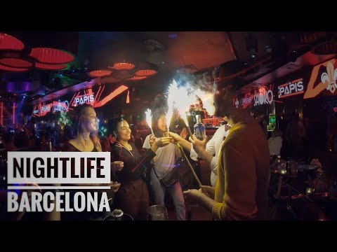 Barcelona Nightlife - Free Dinner At SHOKO !